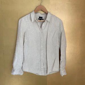 J crew linen shirt 4